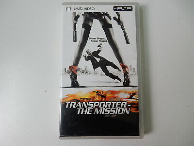 Transporter -The Mission - Film -  für Sony PSP - UMD Video in OVP