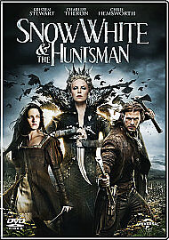Snow White And The Huntsman DVD -BRAND NEW & SEALED-                      8