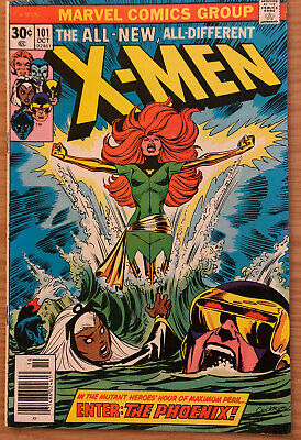 X-MEN 101 Listing at Good Minus probably better. Take a Look