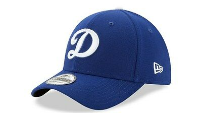 release date c888e c22ee Los Angeles Dodgers LA New Era 39THIRTY Team Classic Stretch Fit Flex Cap  Hat D