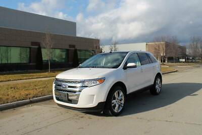 2013 Edge Limited AWD 4dr Crossover 2013 Ford Edge