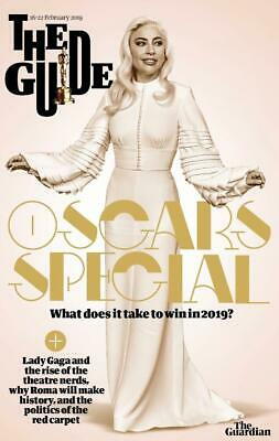 British Guide Magazine - Feb 2019 - Lady Gaga Cover And Feature