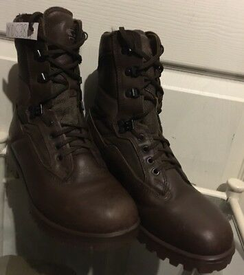 YDS Kestrel Genuine Army Issue Brown MTP Male Combat/Assault Boots 8M YDS38M