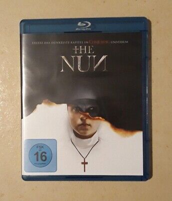 Blu-Ray - The Nun - Conjuring - Neu