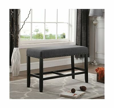 Pleasant Roundhill Furniture Biony Nailhead Trim Upholstered Dining Andrewgaddart Wooden Chair Designs For Living Room Andrewgaddartcom