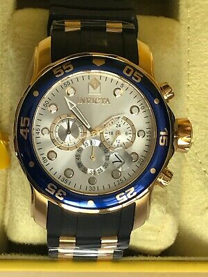 Brand New Invicta 17880 48mm Pro Diver Scuba Chronograph Date Mens Watch.