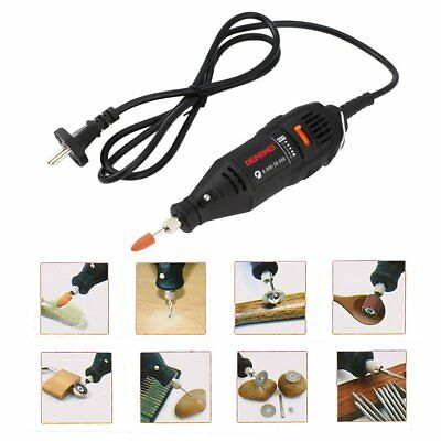 230V Dremel MultiPro Electric Grinder Rotary Power Drill Tools 5 Variable Sp EC