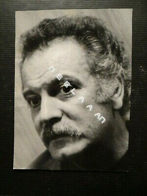 Photo Originale De Georges Brassens