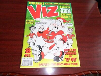 Viz comic   88    Feb / March 1998   Adults only.