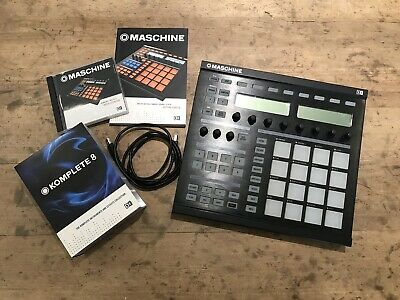 native instruments Maschine & Komplete 8 - Midi Controller - Synths - Plugins