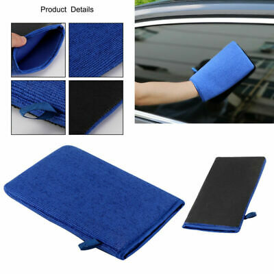 Car Washing Clay Mitt Surface Decontamination Glove Towel Bar For Car Auto Care