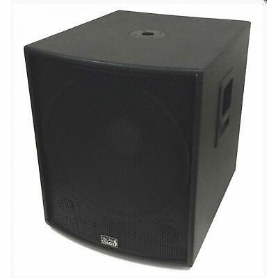 ITALIAN STAGE,IS S115A Subwoofer Amplificato 700W