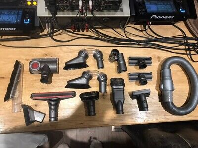 Dyson V10 V7 Cordless Vacuum Cleaner Brush Head Parts 14 Pieces