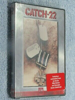 Catch-22 (DVD, 2001) FACTORY SEALED NEW!! FREE SHIPPING!