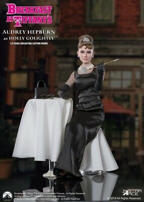 Star Ace Toys SA0050 Audrey Hepburn As Holly Golightly 1/6 Scale Deluxe Ver.