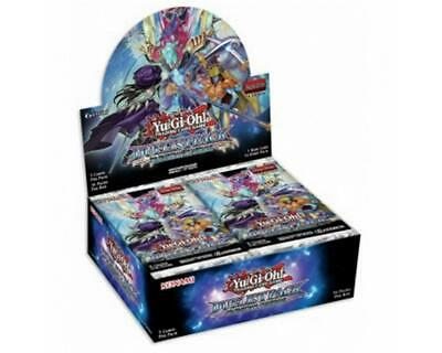 Duelist Pack: Dimensional Guardians - Booster Display - Englisch - 1st Edition