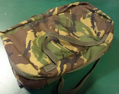 Webtex Woodland DPM Medical Side Pouch, Carry Bag, Net Bags And Molle Straps