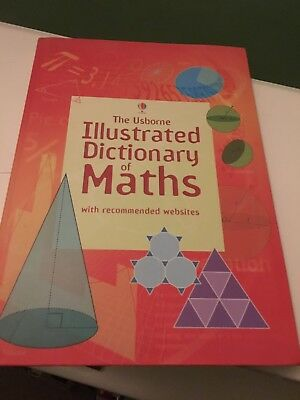 The Usborne Illustrated Dictionary Of Maths. Study Guide