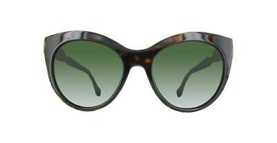 094d426f4f BALENCIAGA Womens Sunglasses BA0051-52N-54 Dark Havana Butterfly New with  Case