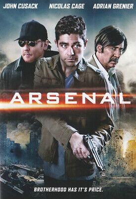 Arsenal (Bilingual) (Dvd)