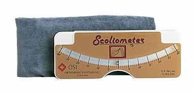 Scoliometer new with case
