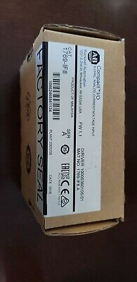 **New Factory Sealed** Allen Bradley 1769-OF4 Compact Logix Analog Output Module
