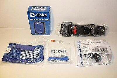 AliMed Buckled Seatbelt IQ Sensor Alarm Combo With Accessories (79094)