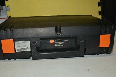 Testo 325M Gas Analyzer