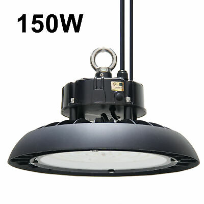 150W UFO High Bay LED Light Dimming Warehouse Industrial 400w HID replacement