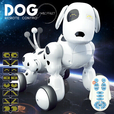 Sing Intelligent Electric Funny RC dog toys with music,dancing dog remote contro