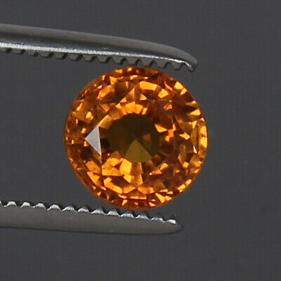 COPPER BEARING OREGON SUNSTONE 4.10 Ct FLAWLESS-FOR JEWELRY LOOSE GEMSTONE