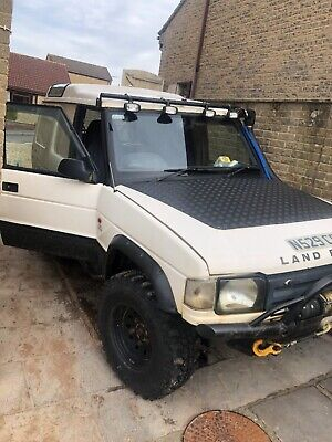 Landrover discovery commercial van 300tdi manual
