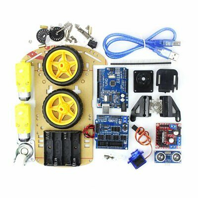 KEYWISH PANTHER-TANK ROBOT for Arduino UNO Project Smart Car Kit