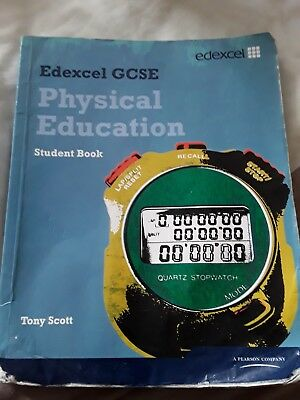 GCSE Physical Education student book