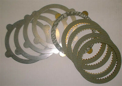 """9"""" Ford 4-Tab Traction Lock Clutch Steel Pack - 9 Inch"""