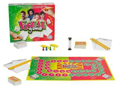 EDITRICE GIOCHI Visual Game new Spin Master