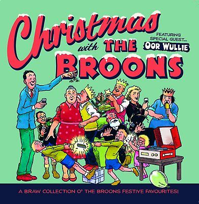 Various Artists : Christmas with the Broons - CD (2013, 2 Disc Set, New)