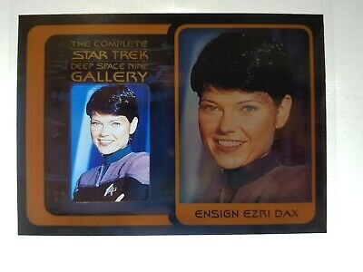 Star Trek Ds9 The Complete Gallery Film Cell G10 Esri Dax, Odds 1:40
