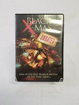 Black X-Mas Unrated DVD
