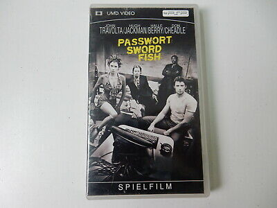 Password Swordfish - Film -  für Sony PSP - UMD Video in OVP
