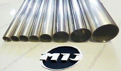 T304 Stainless Steel Exhaust Tubing Pipe High Quality Repair Sections Any Sizes