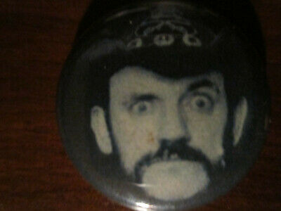 Button : Lemmy - Face  Neu & Ovp!!!