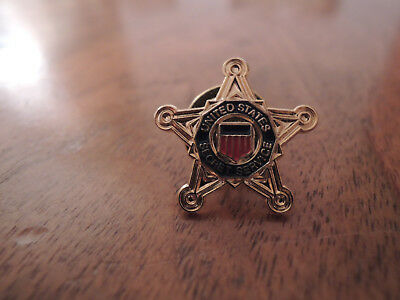 USSS Secret Service Pin Anstecker Anstecknadel USA Amerika