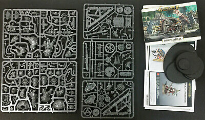 Warhammer Age Of Sigmar Skaven Army & Warscrolls From Carrion Empire Box
