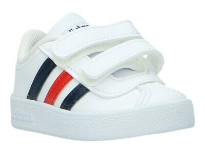 ADIDAS VL COURT 2.0 CMF INFANT BOYS TRAINERS