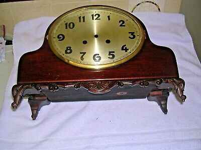 Clock  Parts , Large  Mantel  Clock Case, +