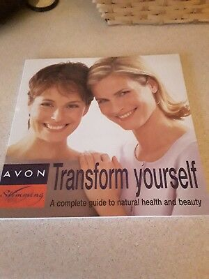 Transform Yourself Book  From Avon With Slimming World