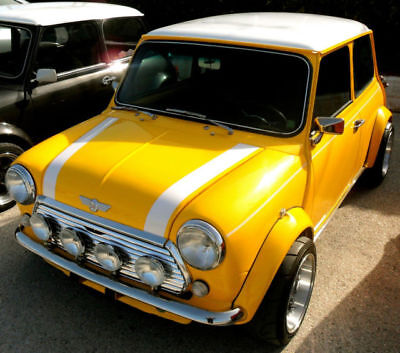 1980 Mini Classic Mini 2 DOOR CLASSIC MINI COOPER B18 VTEC ENGINE