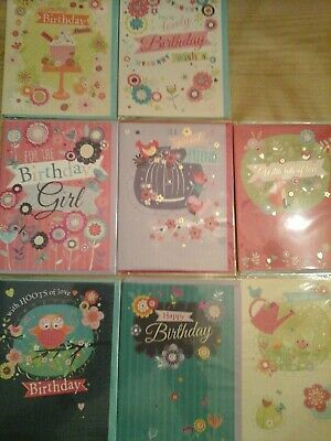 50 Poppy Davies Cards, Wholesale Joblot Greeting Cards