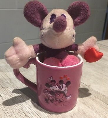 Disneyland Resort Paris Exclusive 3 D Tasse Mit Micky Mouse Rarität